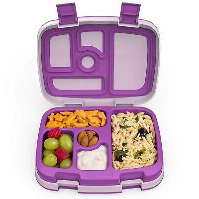 kids bento lunch box set in blue