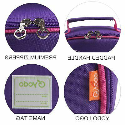 Yodo Insulated Tote with Tag