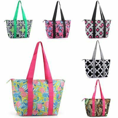large insulated lunch bag cooler picnic travel