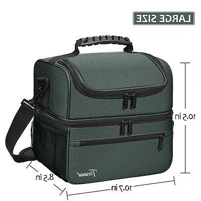 Large Insulated Totes Leakproof for