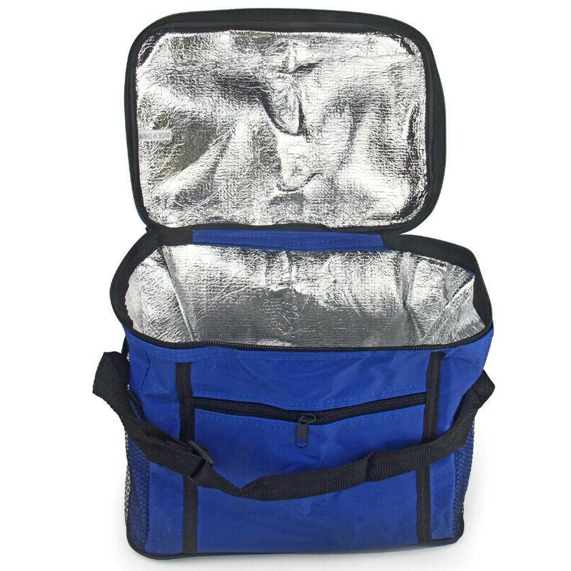 Large Thermal Bag Tote Picnic Lunch
