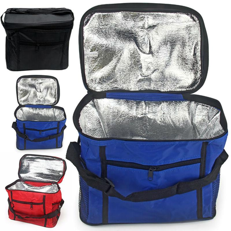 large insulated thermal lunch bag cooler tote
