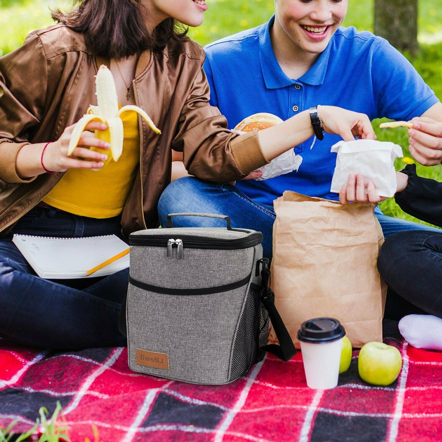 Lifewit Insulated Lunch Cooler Adults
