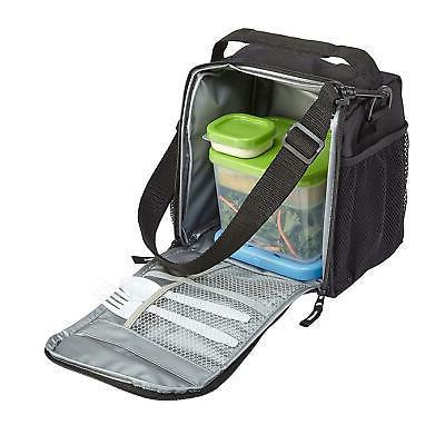 Lightweight Bag Medium Black for Food Fresh New
