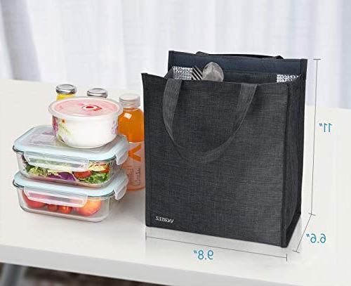 Lunch Bag, VAGREEZ Lunch Large For