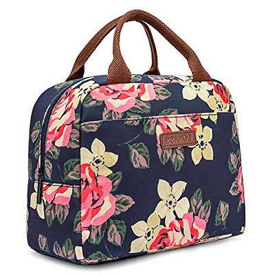 LOKASS Bag Insulated Lunch Water-resistant Thermal Leak Lunch Bags