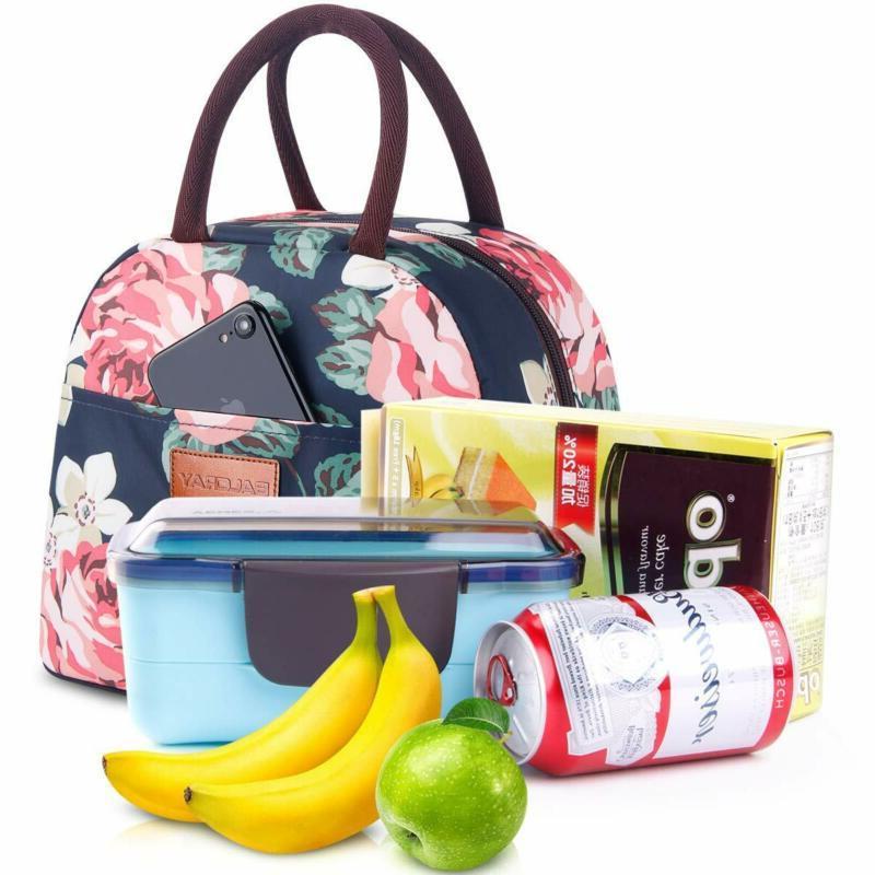 Women Bag Insulated Lunch