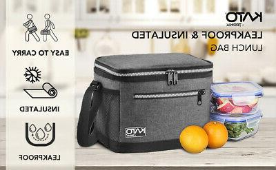 Lunch Bag Leakproof Cooler Bag for Men Kids Lunch