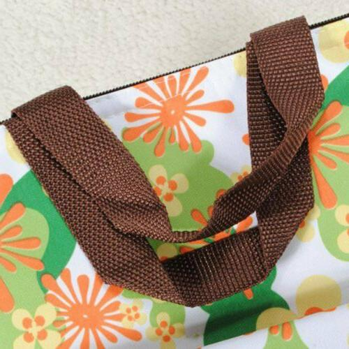 Insulated Lunch Thermal Cooler Picnic Women Bag
