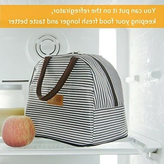 BALORAY Bag Lunch Organizer Container: White