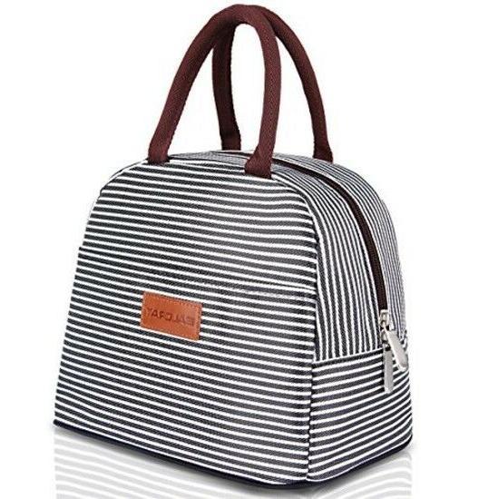 lunch bag tote bag lunch organizer holder