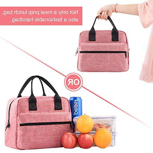Lunch Bags For Women&Men Insulated Adult&Kids Cooler