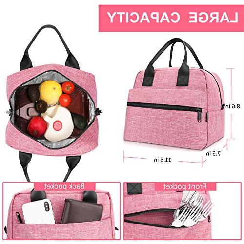 Lunch Bags Insulated Adult&Kids Lunch Cooler