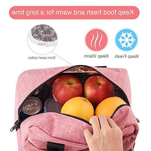 Lunch Bags For Women&Men Adult&Kids Lunch