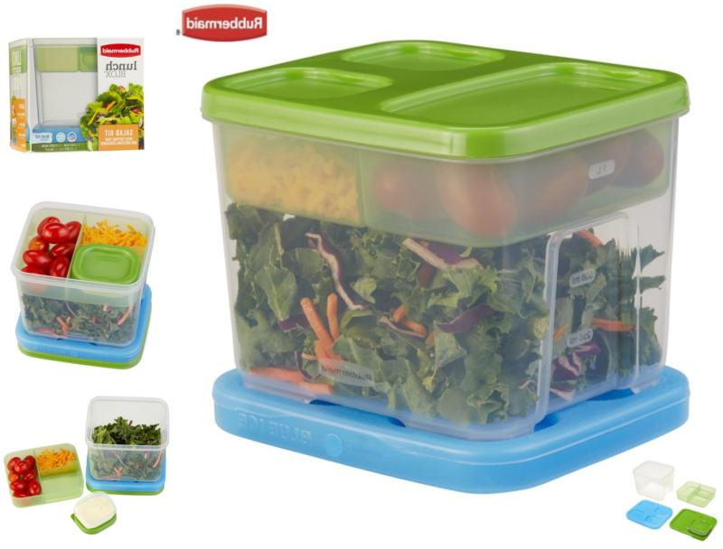 lunch blox container salad kit