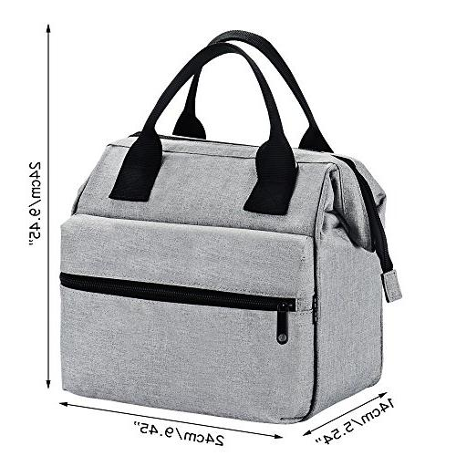 Srise Lunch Men &Women Tote Boxes For &