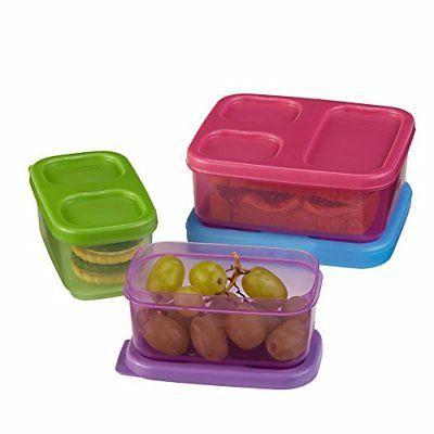 Rubbermaid Lunchblox Kids Lunch 1866738 Kitche