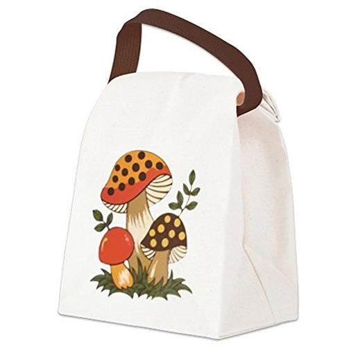 CafePress - Merry Canvas - Canvas Lunch Bag Strap Handle