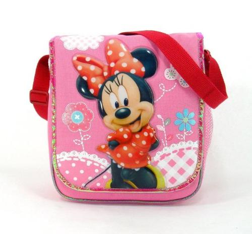 minnie mouse insulated lunch tote