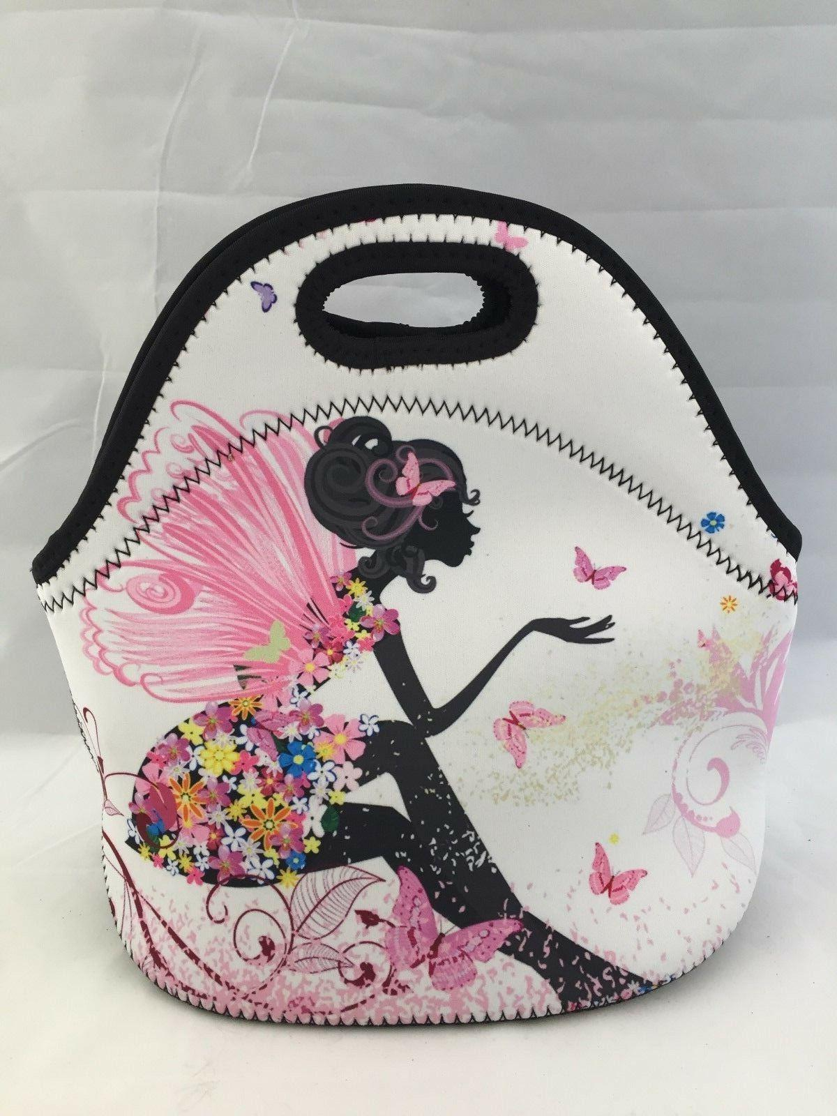 neoprene insulated lunch bag waterproof lunch tote
