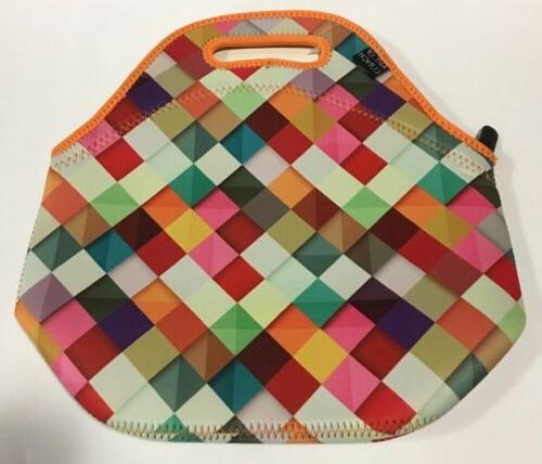 Neoprene Bag by ART OF Geometric