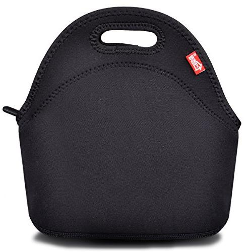 neoprene lunch tote
