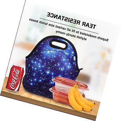 Neoprene Lunch Insulated Lunch Bag animal