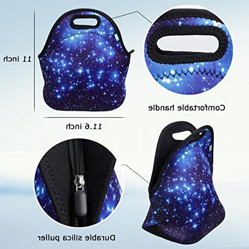 Neoprene Tote, lunch bag