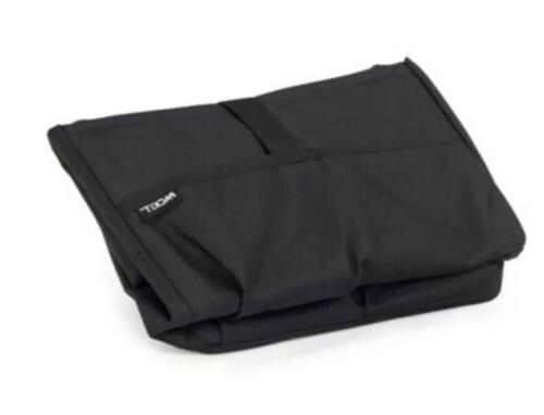 New Packit Freezable Lunch Shoulder Up Black