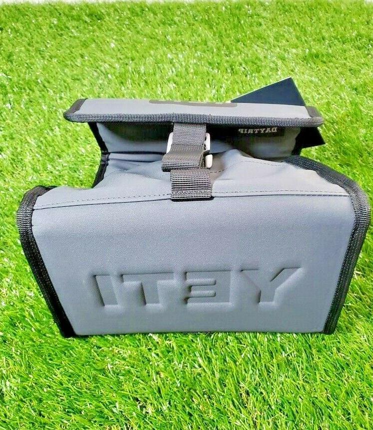**NEW** Lunch Bag Charcoal