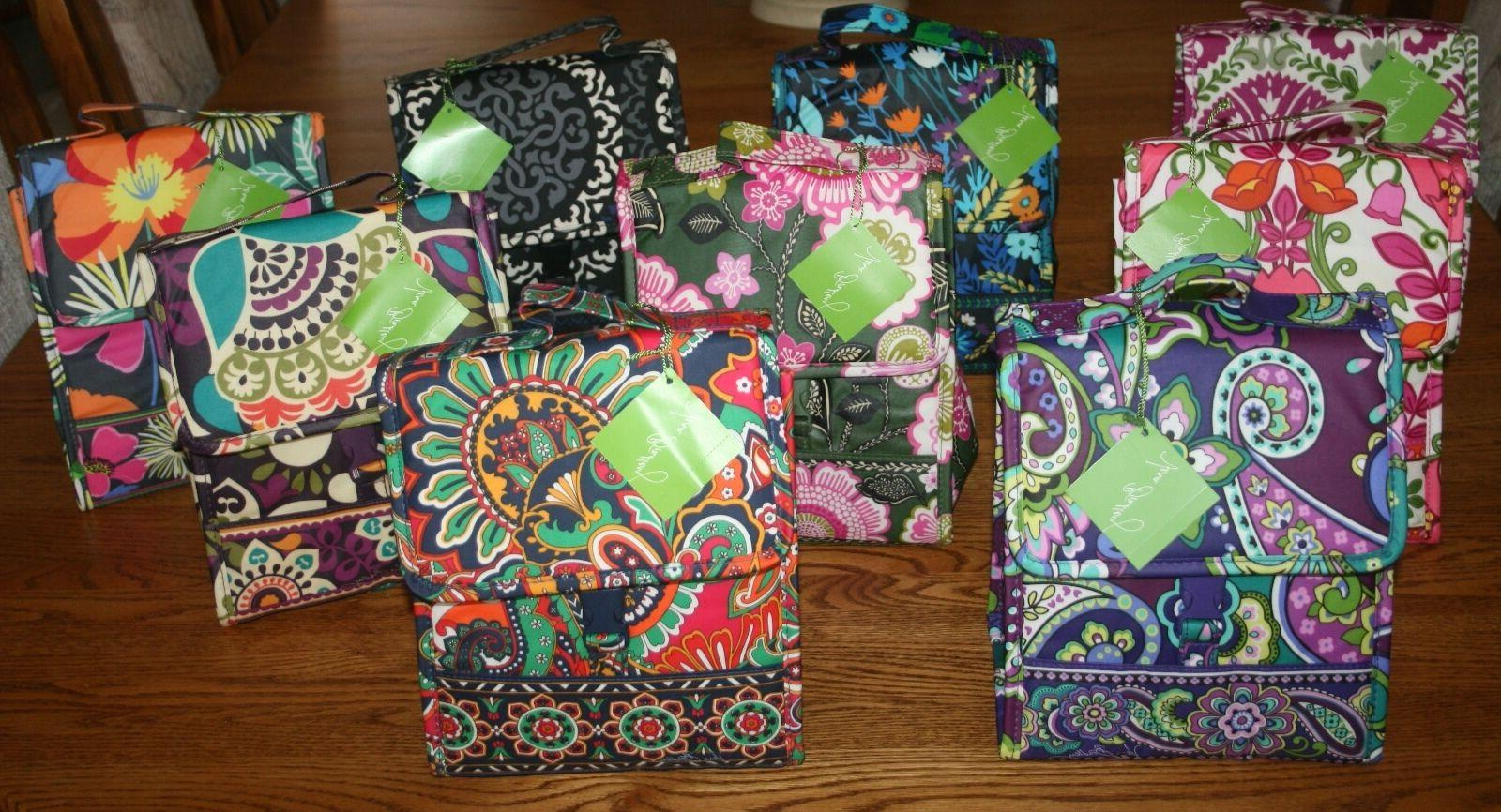 NWT Vera Bradley LUNCH SACK Insulated Bag Tote