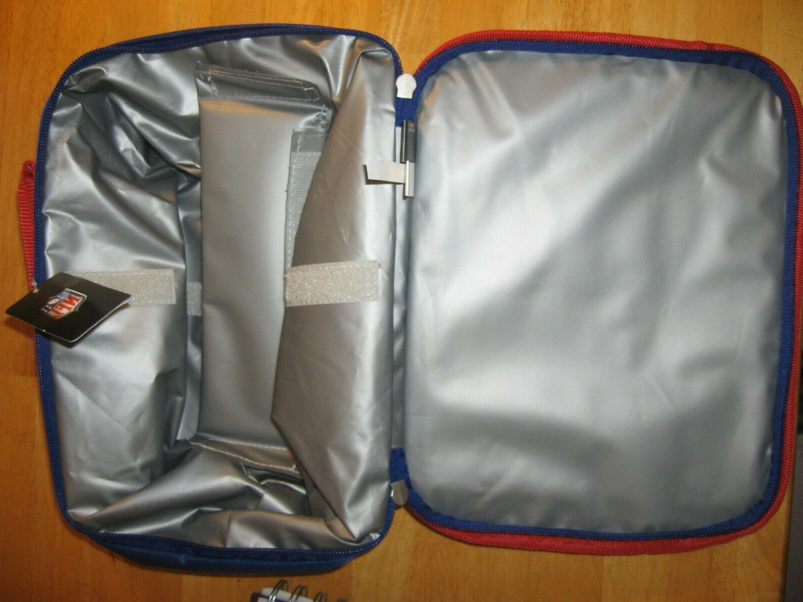 NY Giants Lunch Bag NWT