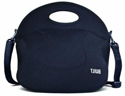 Built NY Lunch Tote Neoprene - Black