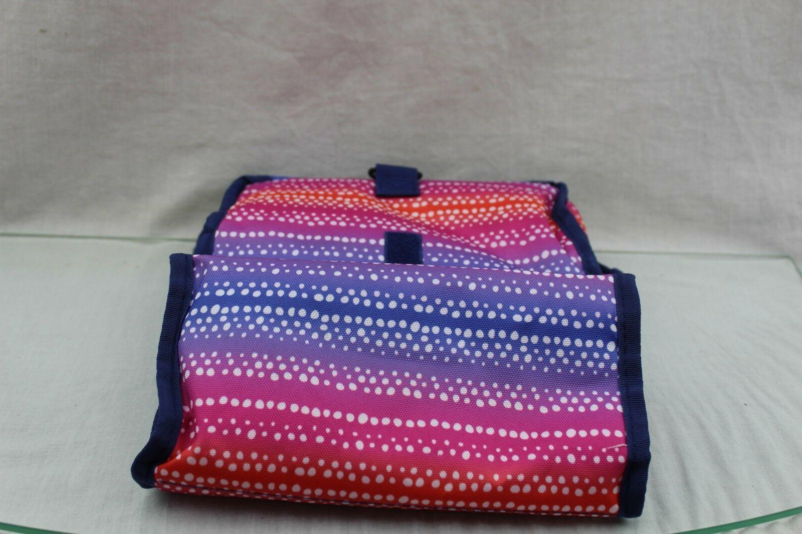 PackIt Freezable Lunch with Zip Closure, Batik Ombre