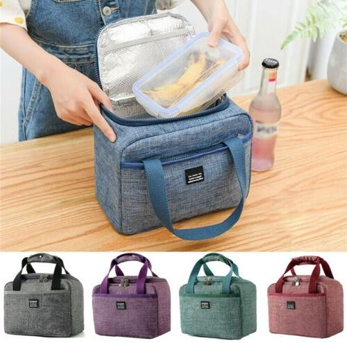 portable insulated lunch bag totes cooler lunch