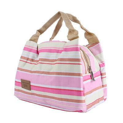 Portable Thermal Lunch Carry Picnic Case