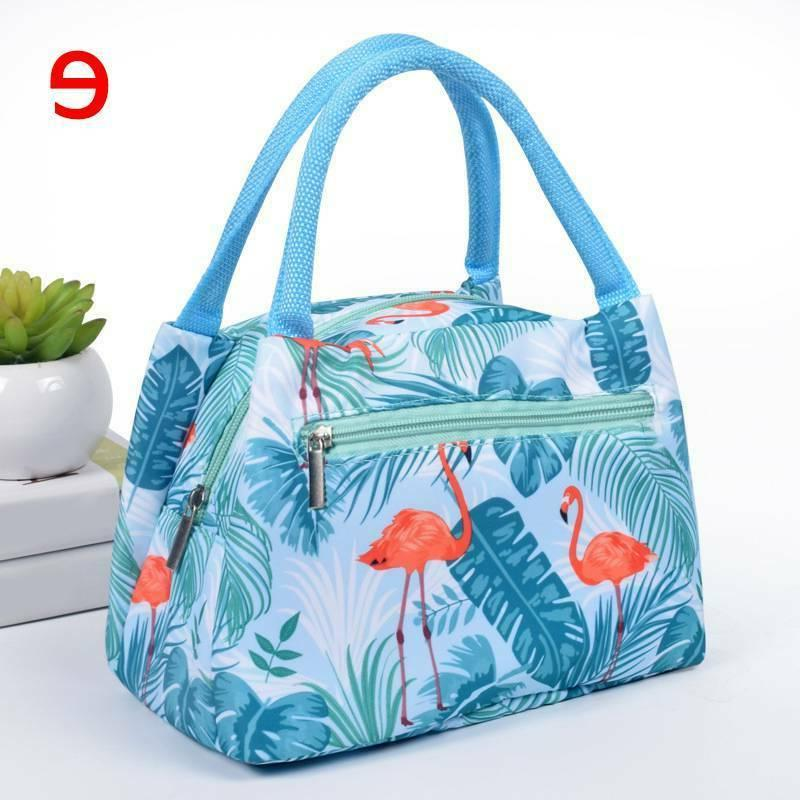 Portable Lunch Bag Cooler Tote