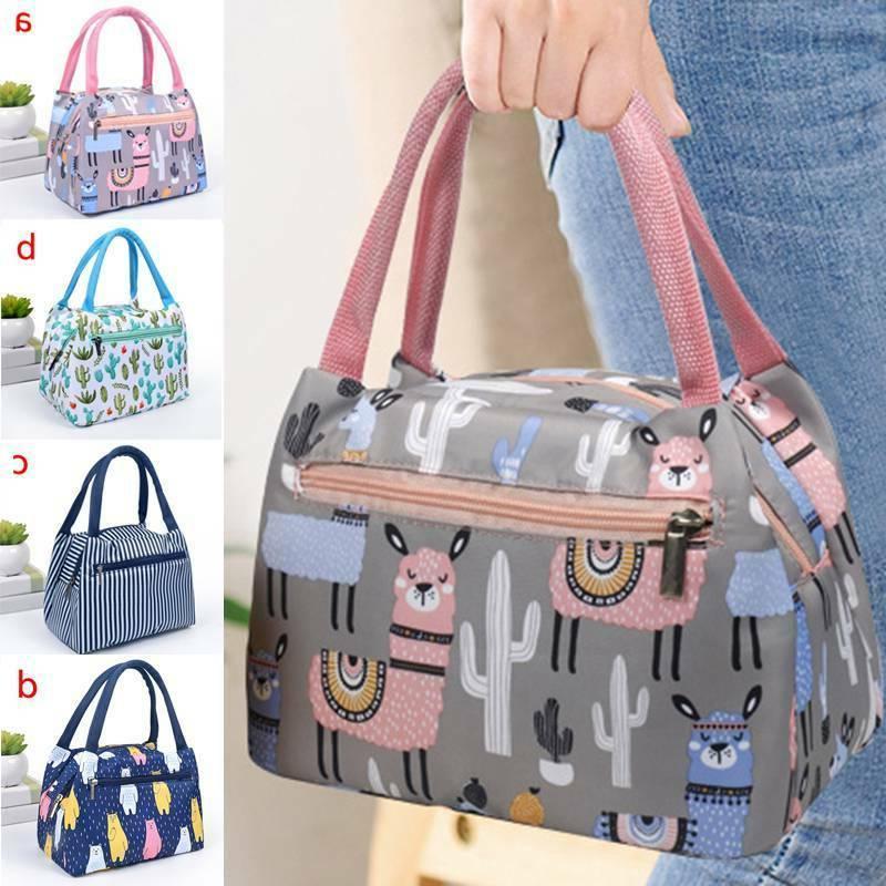 Portable Lunch Bag Cooler Waterproof Tote