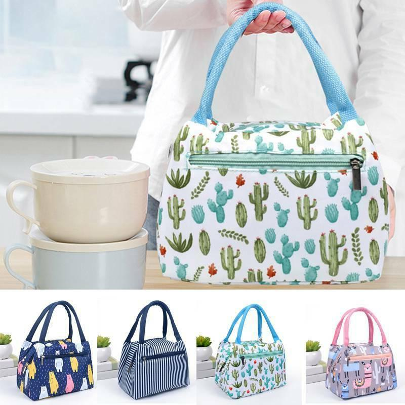 portable lunch bag thermal cooler waterproof insulated
