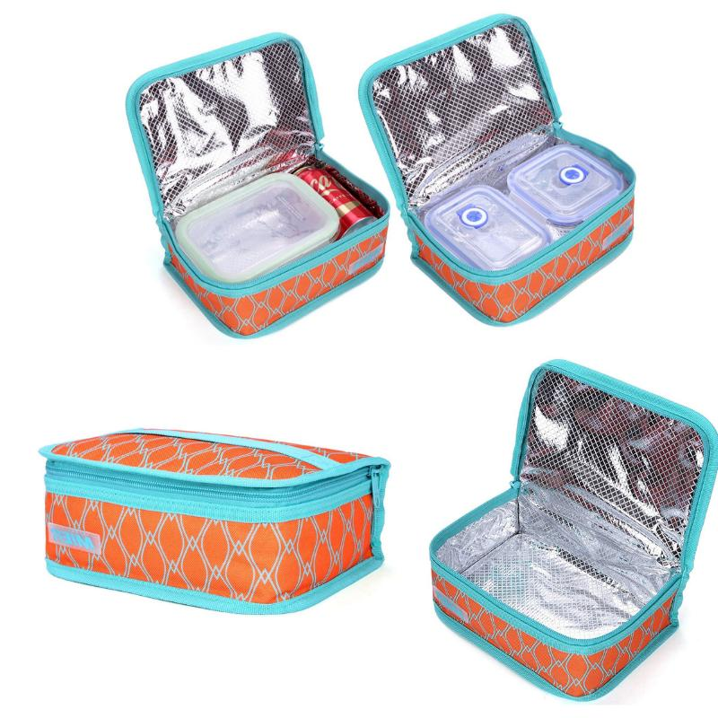 Portable Mini Cooler Lunch Travel Thermal Insulated Children