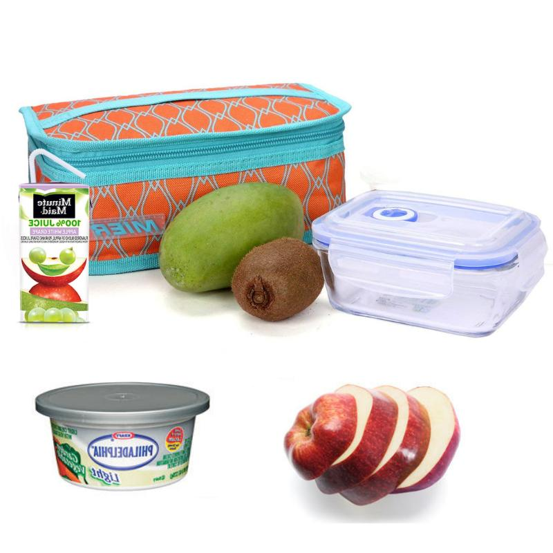 Portable Mini Cooler Lunch Thermal