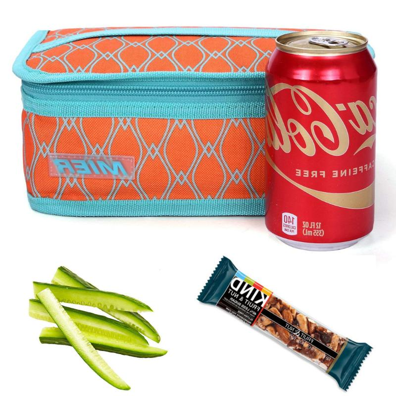 Portable Mini Lunch School Thermal Insulated