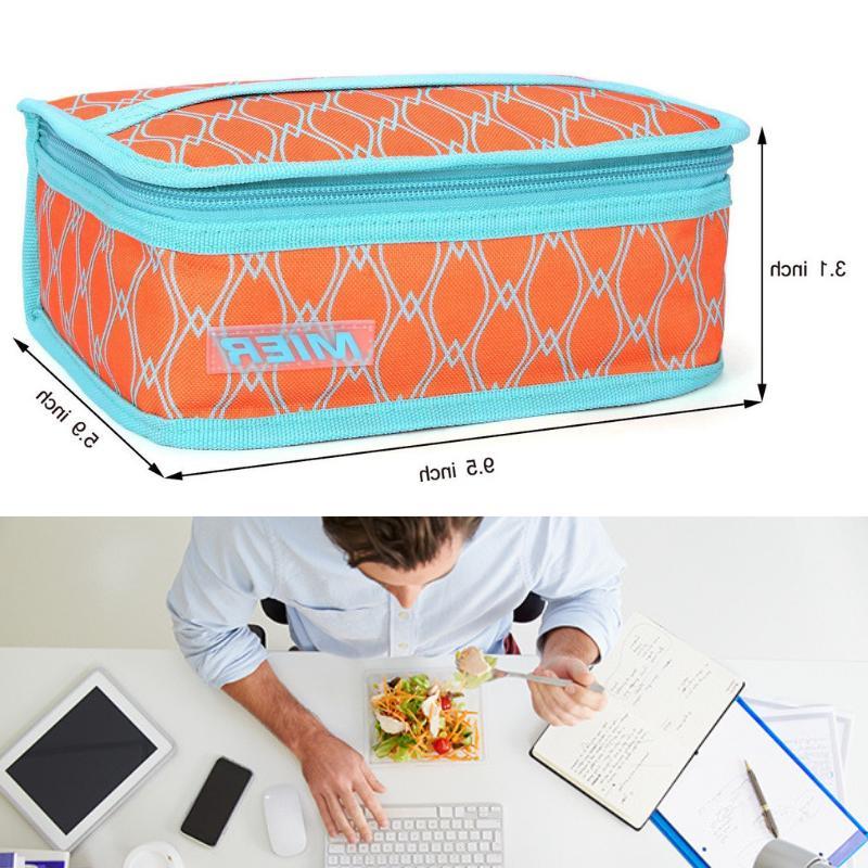 Portable Mini Lunch Box School Thermal Children