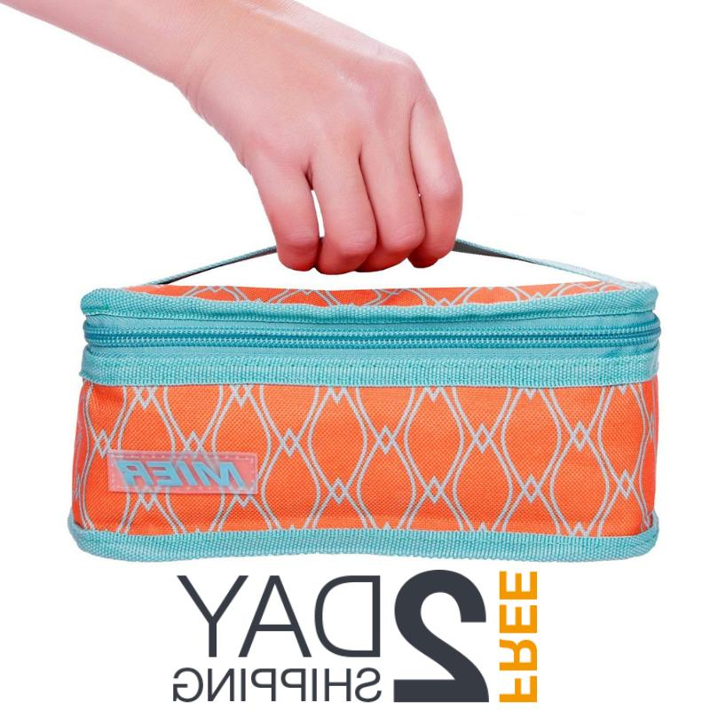 Portable Cooler Lunch Box Thermal Insulated Children