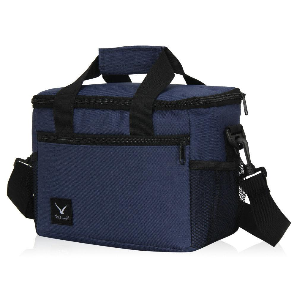 Premium Insulated Lunch Cooler Food Container for Work