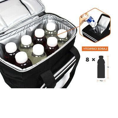 Large Insulated Lunch Bag Mini Cooler for For Women Men Leakproof