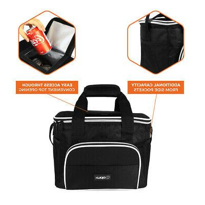 Large Insulated Lunch Mini Cooler for Travel Picnic