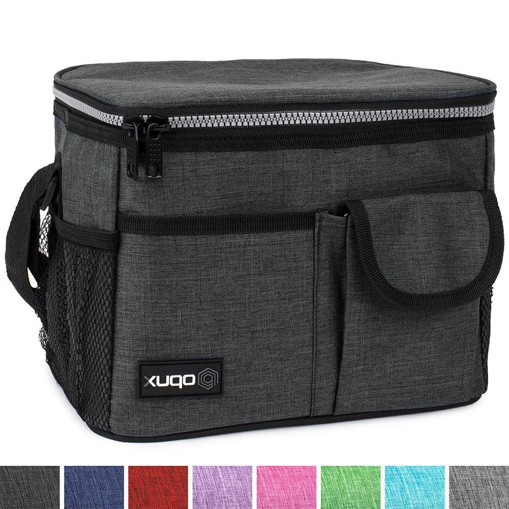 Insulated Bag Thermal Bento for Men Kids