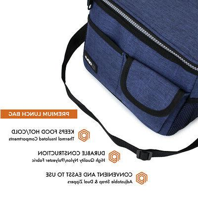 Insulated Bag Thermal Bento Cooler Kids