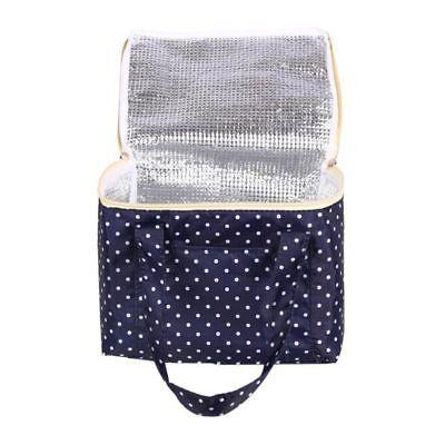 Printing Lunch Bags Picnic Cooler Bag For Women Girls